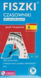 Fiszki język hiszpański czasowniki dla początkujących A