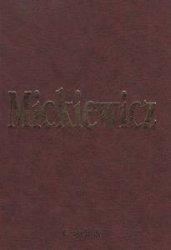 Listy 1815-1829 Część I Dzieła Tom  XIV Adam Mickiewicz