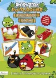 Angry Birds Playground Fantastyczne origami