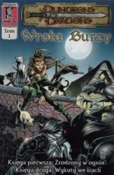 Wrota Burzy Tom 1 Dungeons & Dragons