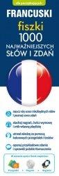 Francuski fiszki 1000 najważniejszych słów i zdań (+ CD-ROM)