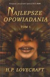 Najlepsze opowiadania tom 1 H.P. Lovecraft