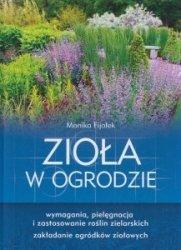 Zioła w ogrodzie Monika Fijołek
