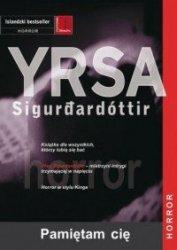 Pamiętam cię Yrsa Sigurdardottir