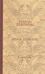 Listy 1893 – 1896 Pisma Zebrane Tom 35 Stefan Żeromski