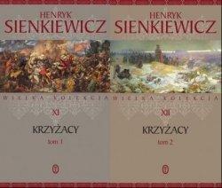 Krzyżacy Henryk Sienkiewicz TOM 1 i 2