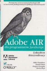 Adobe AIR dla programistów JavaScript Leksykon kieszonkowy