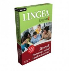 Lingea EasyLex 2 Słownik francusko-polski i polsko-francuski na CD