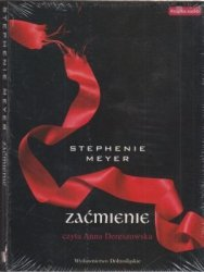 Zaćmienie (CD mp3 audiobook) Stephenie Meyer