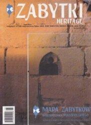 Zabytki Heritage Nr 3 (8) maj/czerwiec/lipiec 2002