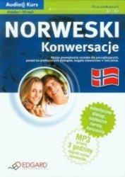 Norweski Konwersacje dla początkujących Poziom A1-A2 Książka  + CD mp3