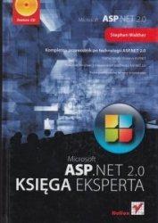 Microsoft ASP.NET 2.0 Księga eksperta + CD Stephen Walther