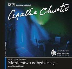 Morderstwo odbędzie się...(CD mp3 audiobook) Agata Christie