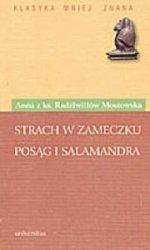 Strach w Zameczku, Posąg i salamandra Anna z ks. Radziwiłłów Mostowska