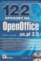122 sposoby na OpenOffice.ux.pl 2.0 + CD Adam Jaronicki