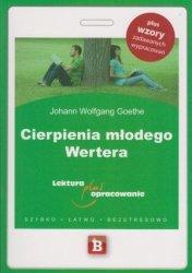 Cierpienia młodego Wertera Johann Wolfgang Goethe Lektura z opracowaniem