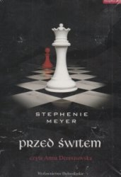 Przed świtem (CD mp3 audiobook) Stephenie Meyer
