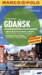 Gdańsk Przewodnik Marco Polo z atlasem miasta