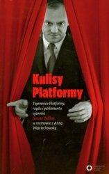 Kulisy Platformy Anna Wojciechowska, Janusz Palikot