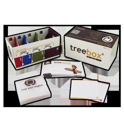 Treebox poradnik i pudełko do nauki