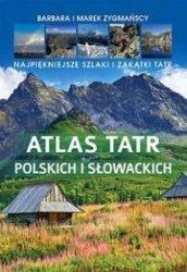Atlas Tatr polskich i słowackich Barbara Zygmańska