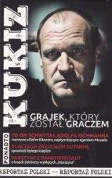 Kukiz Grajek, który został graczem Andrzej Stankiewicz