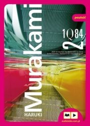 1Q84. Tom 2 (audiobook CD mp3) Haruki Murakami