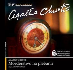 Morderstwo na plebanii (CD mp3 audiobook) Agata Christie