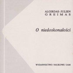 O niedoskonałości Algirdas-Julien Greimas