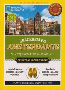 Spacerem po Amsterdamie Anna Maria Thor