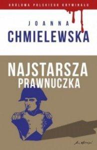 Najstarsza prawnuczka Joanna Chmielewska