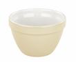 Miska ceramiczna RETRO 0.6 L - kremowa Tala