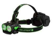 Latarka Led Lenser XEO19R Black&Green zestaw