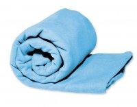 Ręcznik szybkoschnący Rockland XL - niebieski (33)