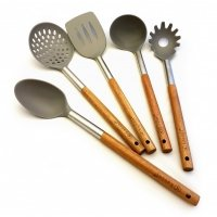 KASSEL Akcesoria kuchenne 5 elementów. 93571