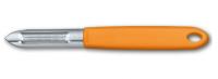 Obieraczka uniwersalna, ząbkowane ostrze pomarańczowa Victorinox 7.6077.9