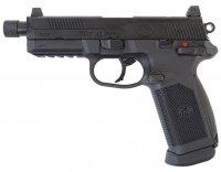 Pistolet ASG Cybergun GBB FNX-45 Tactical - Black (200508)