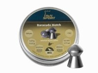 Śrut diabolo H&N Baracuda Match 4,52 mm 500 szt.