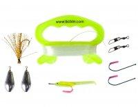 Zestaw BCB do łowienia ryb Liferaft (MM213.)