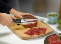 Nóż do mięsa z regulowanym ostrzem 5.1733.21; 5.1763.21 + kurier GRATIS