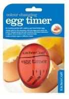 Kitchen Craft Wskaźnik stopnia ugotowania jajek