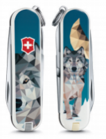 Victorinox Classic The Wolf is Coming Home Limited Edition 2017 0.6223.L1704