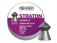 Śrut Diabolo JSB Straton 4.50 mm 500 szt.