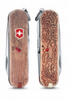 Victorinox Classic Woodworm Limited Edition 2017 0.6223.L1706