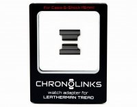 Adapter ChronoLinks 16 mm Black do mocowania zegarka Casio G-Shock na multitoolu Leatherman Tread