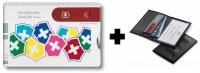 Victorinox Swisscard 0.7107.841 VX Colors + ETUI