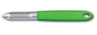 Obieraczka uniwersalna, ząbkowane ostrze zielona Victorinox 7.6077.4