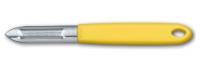 Obieraczka uniwersalna, ząbkowane ostrze żółta Victorinox 7.6077.8