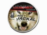 Śrut Umarex Jackal Pointed Ribbed 4.5 mm 500 szt.