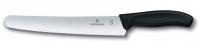 Nóż do chleba i ciast Swiss Classic, 22 cm,  pudełko upominkowe  Victorinox 6.8633.22G